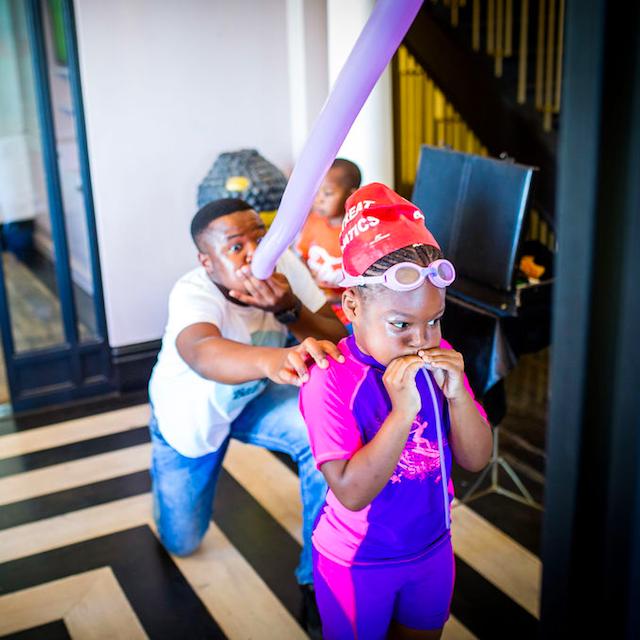Bazinga Kids Magic Shows Party Cape Town