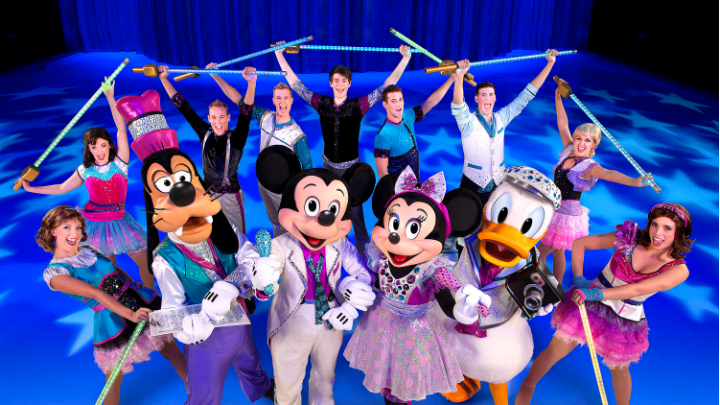 Disney on Ice - Things to do with kids Cape Town by Bazinga Parties