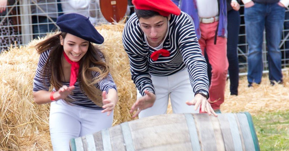 The Bastille Festival - Things to do with kids in Cape Town Winter by Bazinga Parties