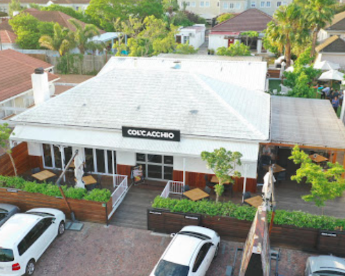 Col'Caccio Kids Party Venue Cape Town Somerset West