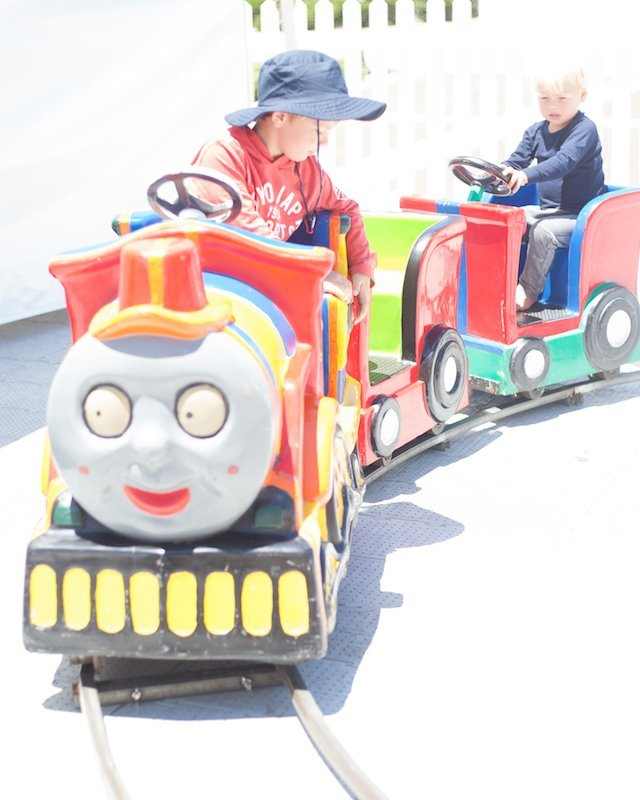 Kids Electric Train for Rent Cape Town