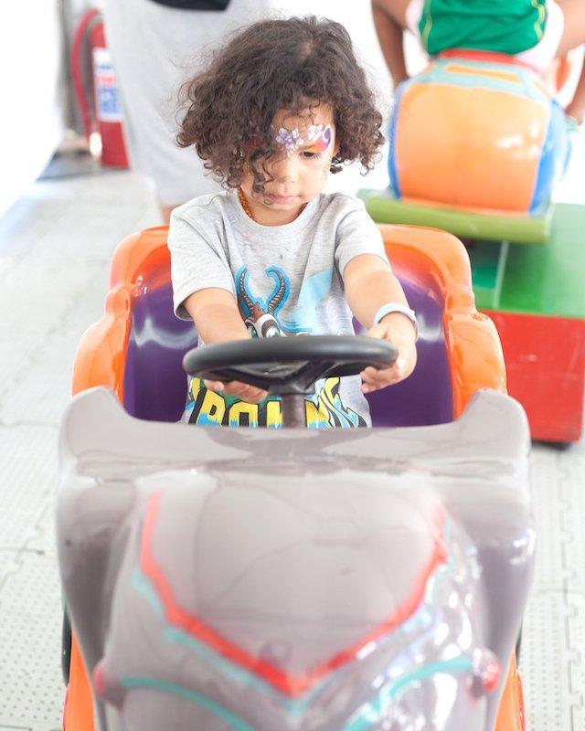 Kiddie Ride Cape Town Bazinga Parties