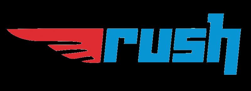 Rush Claremont Logo Bazinga Parties