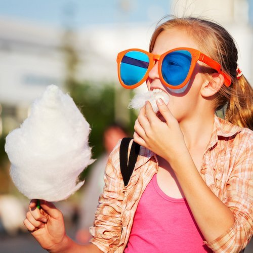 Candy Floss Kids Party Catering Cape Town
