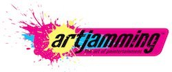 ArtJamming Somerset West Logo Bazinga Parties