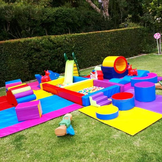 Kids softplay in Cape Town for hire