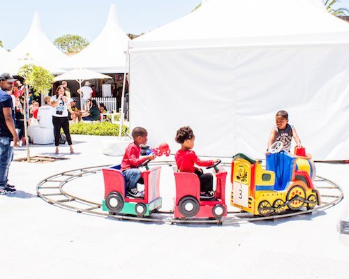 Kiddie Rides for Rent Cape Town