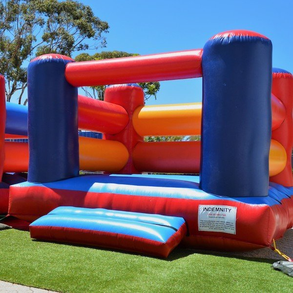 Jumping Castle Rental Cape Town Bazinga
