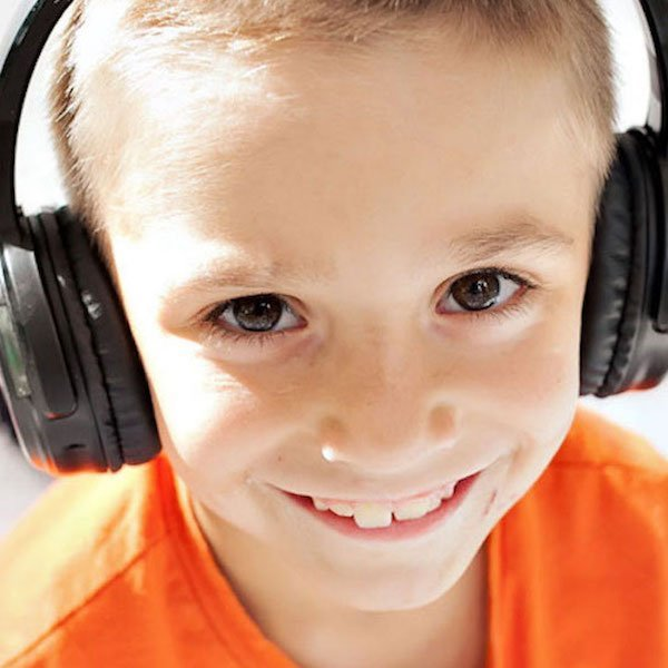 The Kids Silent Disco Party Cape Town Bazinga Parties
