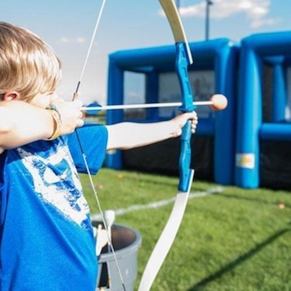 Event Inflatable Archery Rental Cape Town