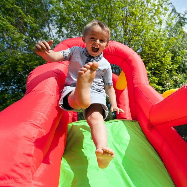 Jumping Castle Summer Party Cape Town Bazinga