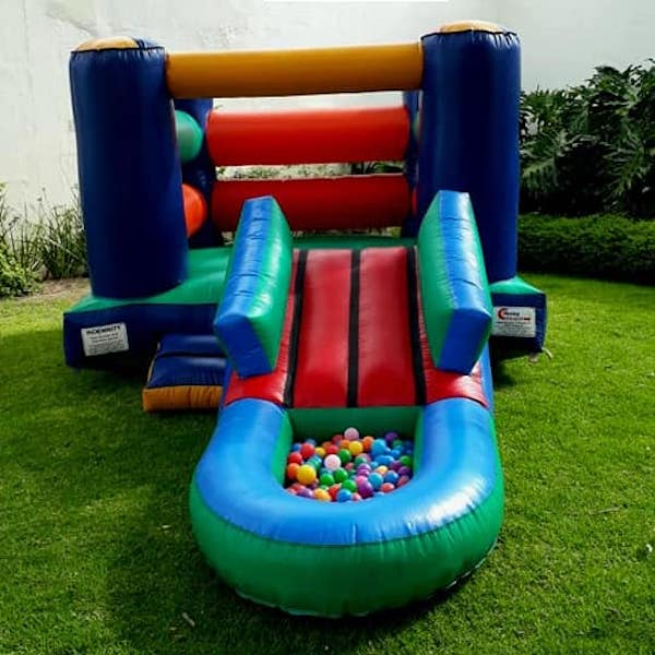 Jumping Castle with Slide Rental Cape Town