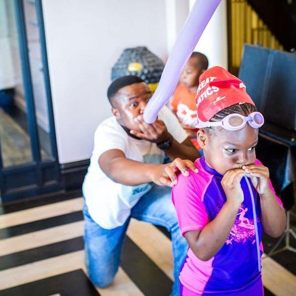 Kids Magic Show Party Cape Town Bazinga Parties