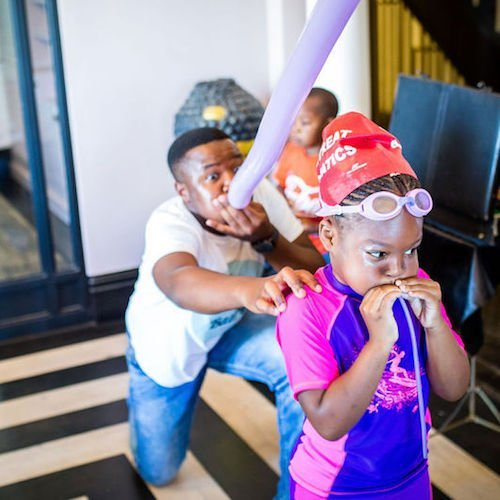 Kids Party Entertainment Cape Town Bazinga Parties