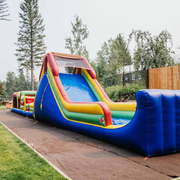 Event Inflatable Obstacle Course Rental Cape Town