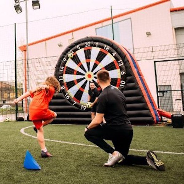 Event Inflatable Rental Soccer Darts Cape Town Bazinga